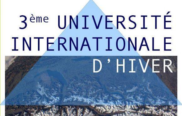 Appel à communication – Troisième Université Internationale d'Hiver à Monte Carasso (Tessin, Suisse)