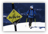 Quand le ski de randonnée brouille les pistes